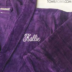 Hooded Terry Velour Robe for Women  d672eb3d2