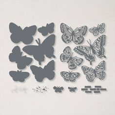 Papillon Butterfly, Butterfly Cards, Paper Butterflies, Butterfly Wings, Stampin Up, Scrapbooking, Bouquet, Specialty Paper, Easel Cards