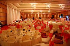 Hotel Murano in Tacoma, Washington!  290 guest count!