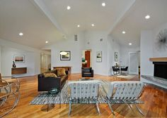 Our furniture is unique- pieces from all over make this space breathtaking. - Turnkey Vacation Rental
