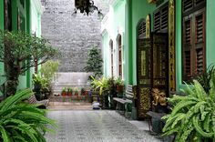 Georgetown Heritage House - Penang - Malaysia by J>Me, via Flickr