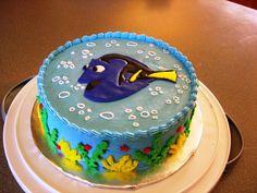 Finding Nemo Birthday Cake Pan