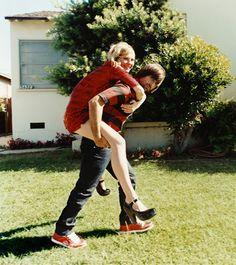 Kirsten Dunst et Jason Schwartzman