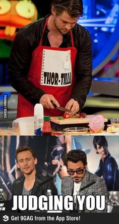 What the Avengers really do...