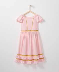 Dreamy Knit Nightgown in Pink Sand - main