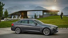 The #BMW #3series Gran Turismo is the perfect combination of sporting coupe-style elegance and unusually generous cabin and luggage compartment space.