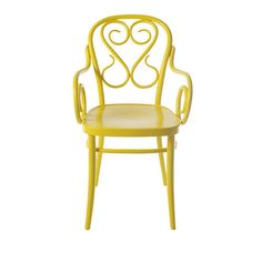 Neon jewel brights: Bentwood chair, Conran Shop