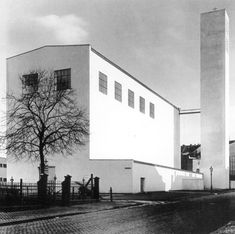 Rudolf Schwarz - St. Fronleichnam, Aachen 1930