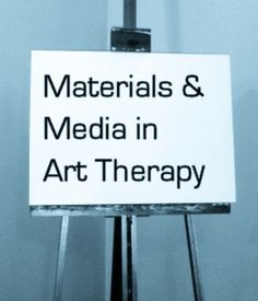 Materials & Media in Art Therapy on LinkedIn
