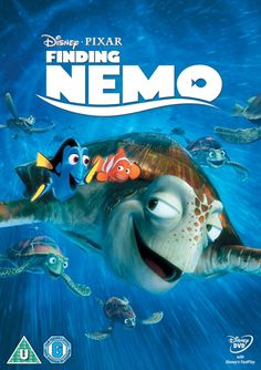 """Finding Nemo (2003) directed by Andrew Stanton and Lee Unkrich, starring the voices of Albert Brooks, Ellen DeGeneres and Alexander Gould. """"After his son is captured in the Great Barrier Reef and taken to Sydney, a timid clownfish sets out on a journey to bring him home."""""""