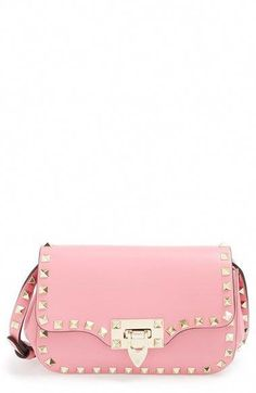 25c88fcea51 Valentino  Mini Rockstud  Crossbody Bag available at  Nordstrom ♡ed by  LadyXeona.