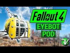 Hey guys, today I'm showing you how to find and use the new Eyebot Pod, which will send an Eyebot out into the Commonwealth to scavenge for materials, ammo, . Fallout 4 Secrets, Fallout Tips, Fallout Game, Fallout New Vegas, Vault Dweller, Fallout Cosplay, Vault Tec, Marvel Avengers Movies, Fall Out 4