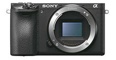 (USA): Photo & Camera: Sony Alpha a6500 Digital Camera with 2.95-Inch LCD (Body Only)  Buy New: $1,398.00