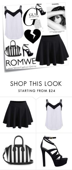 """""""Untitled #616"""" by suad-nisveta-mesic ❤ liked on Polyvore featuring beauty, Post-It, Chanel, Givenchy and GUESS"""