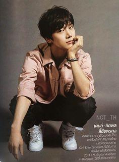 NCT for Sudsapda Magazine - Ten