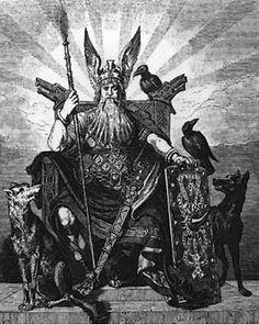 Odin. gepind van : http://users.skynet.be/Didier.Geofictie/odin.jpg