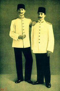 Mustafa Kemal Harp Akademisi'nde