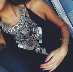 Bijoux tendance été 2017