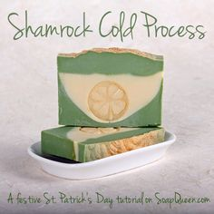 Shamrock Cold Process - Soap Queen