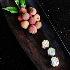 Lychee Basil Chocolate