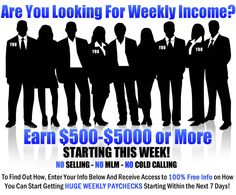 Become an Online Referral Agent http://getweeklypaychecks.com/cp10.php?id=4919