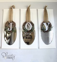 DIY Wreaths for Christmas
