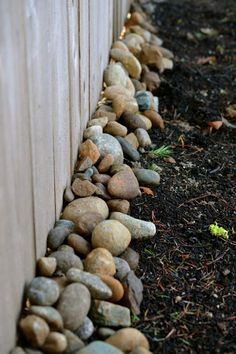 What to do with all this WA rock in the soil...