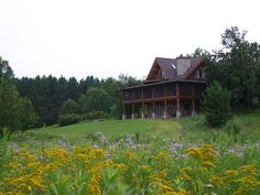 VRBO.com #4138091ha - Premium Log Home on 600+ Private Wooded Acres with Private Lake and Waterfront