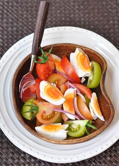 Classic Filipino Salad by trissalicious #Salad #Filipino #trissalicious
