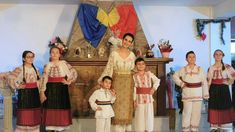 Romania, Costumes, Painting, Art, Crystals, Art Background, Dress Up Clothes, Fancy Dress, Painting Art