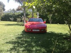 Porsche 944 S2 unique Red. How do they do it? 1989-on Porsche 944, My Ride, Unique, Vehicles, Red, Rolling Stock, Vehicle