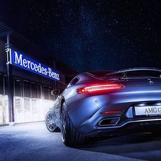 The brightest stars of all. Did you know that every #AMG engine is assembled carefully and precisely in Affalterbach by a single AMG master engine builder? Photo via @aadde01  #MercedesAMG #OneManOneEngine #MBcar #DrivingPerformance [Mercedes-AMG GT S | Combined fuel consumption: 9.6-9.4 l/100 km | combined CO2-emission: 224-219 g/km] by mercedesamg