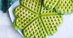 Spinatvafler - prøv disse sunde og nemme grønne vafler med spinat