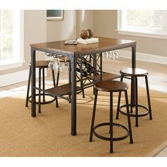 Trent Austin Design Woodside Counter Height Pub Table
