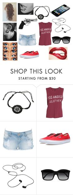 """""""Zapped Back"""" by malina4l ❤ liked on Polyvore featuring Revolver, Hot Topic, Maison Scotch, Parisian, Vans, AIAIAI and STELLA McCARTNEY"""