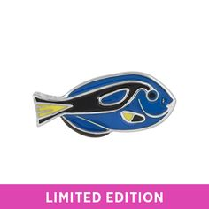 Considered one of the most popular underwater sea creatures, the Origami Owl Blue Tang Fish lives in coastal waters and coral reefs all over the world. Show your love for the ocean and its underwater inhabitants with this Charm. Don't forget to pair this with the Clown Fish Charm for that complete, aquatic look.