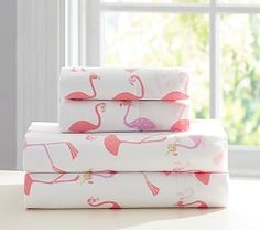 Kids' Bed Sheets, Girls' Sheets & Sheet Sets | Pottery Barn Kids