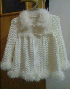 # sal modelleri elişi sallar# sipariş alıyorum # watsapp numaram This post was discovered by Sam, There is not much information aboPonchos or bedjacketWonderland of Crochet: pelerinThere is not much information about this white shawl. Crochet Baby Clothes, Crochet Girls, Crochet For Kids, Knit Crochet, Baby Hat Knitting Pattern, Baby Hats Knitting, Knitting For Kids, Easy Crochet Patterns, Baby Patterns