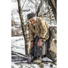 Yılların yorgunluğu…  Fotoğrafı gönderen: Ebru Eda