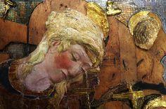 Donatello: Madonna dei Cordai (1433-35). Firenze, museo Bardini