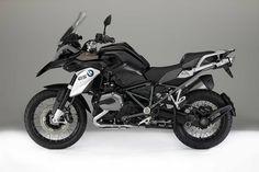 2016 BMW R 1200 GS Triple Black Edition Motorcycle