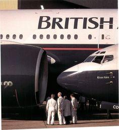 british airways cargo chicago