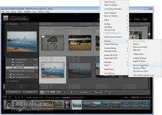 Stacking Images in Lightroom