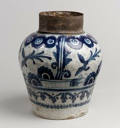 Chocolate Jar  Mexico, 1700, The Metropolitan Museum of Art