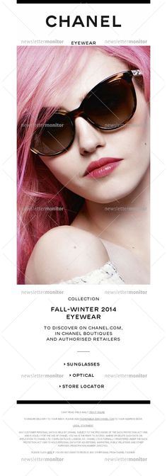THE FALL-WINTER 2014 EYEWEAR COLLECTION