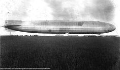 Schutte Lanz SL II http://www.airshipcenter.com/