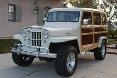 1961 Willys Station Wagon - Photo submitted by Ralph Sellers.
