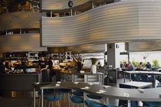 Sticks'n'Sushi Lyngby Sushi Bar Design, Sushi Restaurants, Denmark, Table, Room, Furniture, Home Decor, Bedroom, Decoration Home