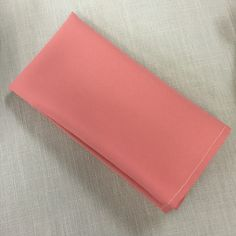 Coral with the heavy stone linen cloth. Linen Cloth, Coral, Wallet, Stone, Amazing, Clothes, Outfits, Rock, Kleding