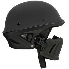 Bell Rouge Motorcycle Helmet is a totally bad-ass looking helmet.. hey is that a Storm Trooper?